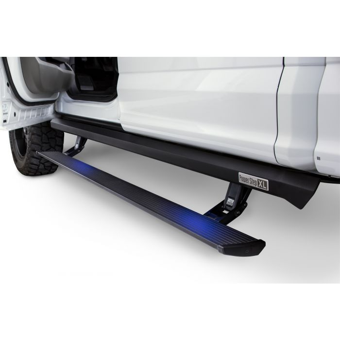 Power Running Boards >> Amp Research Powerstep Power Running Board Amp77235 01a
